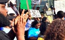 Biểu tình đòi công lý cho người da màu bị bắn chết