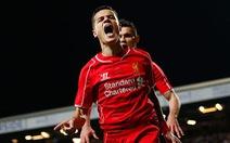 Coutinho đưa Liverpool vào bán kết Cúp FA