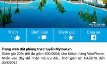 VinaPhone và MyTour.vn ưu đãi khách hàng mùa du lịch hè 2015