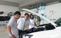 Tiêu thụ ô tô tăng 62%