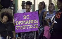 Mỹ: biểu tình nhỏ sau vụ người dađen bị bắn chết