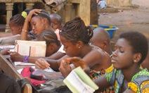 UNESCO lo ngại tình trạng trẻ em bị thất học trên thế giới