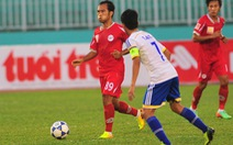 Kienlongbank V-League 2- 2015: thiếu tiền, trụ hạng là chính