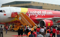 VietJet đứng đầu số chuyến bay bị chậm dịp 30-4 và 1-5