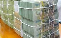 Tiền gửi vào ngân hàng tiếp tục tăng