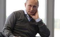 Độc giả Time bình chọn ông Putin có ảnh hưởng nhất thế giới