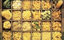 Italy dẫn đầu về sản xuất và tiêu thụ pasta
