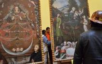 Bolivia thu hồi hai bức tranh quý bị đánh cắp