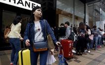 Trung Quốc hạn chế du khách trong nước tới Hong Kong