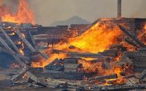 23 người chết, 900 bị thương do cháy lớn ởSiberia