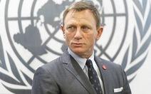 Daniel Craig trở thànhđại sứ LHQ về bom mìn