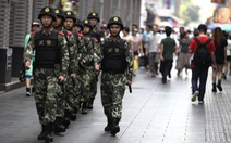 """Trung Quốc """"bắn chết hai tên khủng bố"""" gần biên giới Việt Nam"""