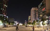 Phố đi bộ đường Nguyễn Huệ đã sáng đèn