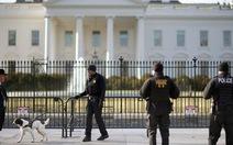 Mỹ bắt kẻ leo rào Nhà Trắng