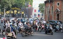 Phân luồng giao thông khu vực trung tâm TP.HCM