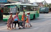 TP.HCM tăng gần 2.000 chuyến xe buýt dịp lễ 30-4, 1-5