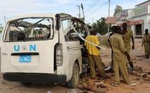 Somalia: Tấn công xe buýt Liên Hiệp Quốc, 7 người thiệt mạng