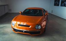 """Audi R8 ẩn trong """"xế cơ bắp"""" Skoda 130 RS"""