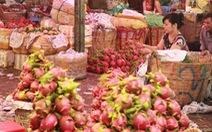 Giá xuống thấp, rau củ Việt đẩy lùi hàng Trung Quốc