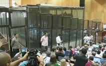 Ai Cập tuyên ông Morsi 20 năm tù giam