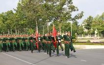Kiểm tra, động viên các lực lượng tham gia diễu binh, diễu hành