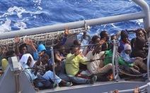 """Hy Lạp """"oằn mình"""" vì làn sóng người nhập cư trái phép"""