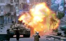 Liên quân Ả Rập kết thúc chiến dịch không kích Yemen