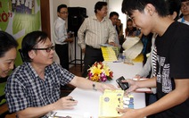 Nhà văn Nguyễn Nhật Ánh giao lưu với bạn đọc Đà Nẵng