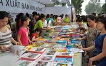 Ngày sách Việt Nam:bất ngờ với lượng sách bán ra