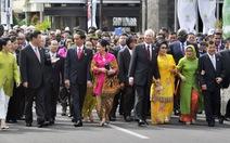 Cộng đồng Á - Phi cần đoàn kết vì một thế giới công bằng hơn