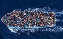 """""""Vùng biển chết chóc"""" của di dân"""