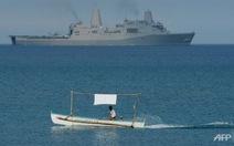 Philippines tố lính tuần duyên Trung Quốc cướp có vũ trang
