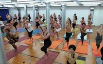 Tập yoga nóng có thể gây đột quỵ