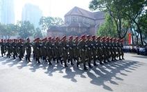 6.000 người tham gia tổng duyệt diễu binh mittinh mừng 30-4