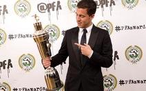 Eden Hazard đoạt giải Cầu thủ xuất sắc nhất của PFA