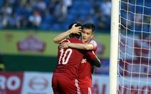 Công Vinh hạnh phúc với bàn thắng nhanh nhất lịch sử V-League