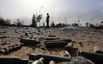 IS cắt cổ 5 nhà báo đài truyền hìnhLibya