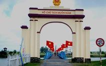 """Khai hội """"Thống nhất non sông"""" bên bờ Bến Hải"""