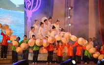 Quảng Nam: Rộn ràng khai mạc hợp xướng quốc tế
