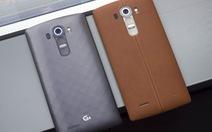 Ra mắt hai phiên bản smartphone cao cấp LG G4