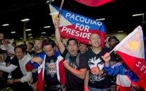 Pacquiao tự tin đánh bại Mayweather