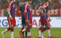 Bayern thiệt đơn, hại kép
