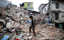 Cách quyên góp cho nạn nhân động đất ở Nepal