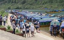 Du khách đến Phong Nha đạt con số kỷ lục