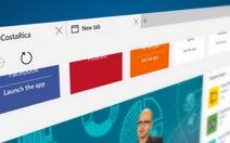 Microsoft Edge thay thế trình duyệt web Internet Explorer