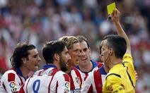 Atletico bị tước hai bàn thắng trong trận hòa Bilbao