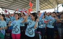 Indonesia giành giải đặc biệt Hội thi hợp xướng quốc tế