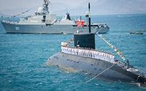 5 nhiệm vụ của Hải quân trong tình hình biển Đông phức tạp