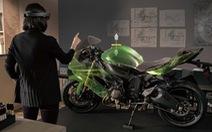 Máy điện toán tương lai là đây: Microsoft HoloLens