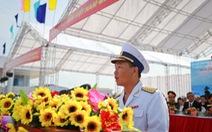 Thuyền trưởng 8Xcủa tàu chiến Molniya